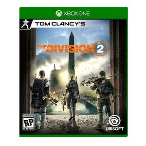 Videojuego Xbox One The Division 2 TD2ONE