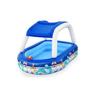 Alberca Inflable Familiar Capitán marino Bestway 54370